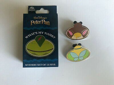 Disney Cast Exclusive What/'s My Name Mystery Set Pin The Colonel Junior