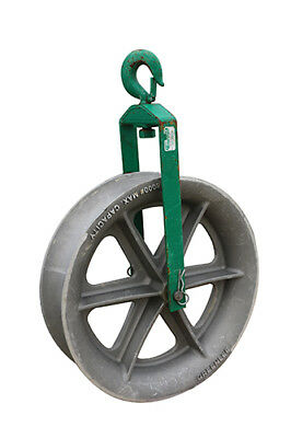 Greenlee 8024 - 8000 lb. Hanging Sheave