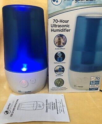 Bell & Howell Color Changing Cool Mist Humidifier 1gal