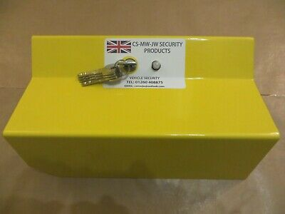 Mercedes sprinter iveco Van Anti Theft van Pedal box Lock For Other Vehicles