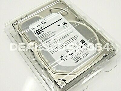 "Seagate 3TB 7200RPM ST3000DM001 64MB SATA 6.0Gb/s 3.5"" Internal Hard Drive"