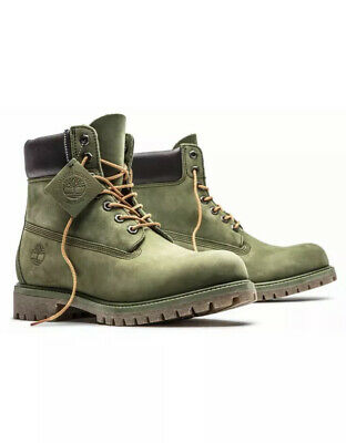 MENS TIMBERLAND WATERPROOF 6'' INCH PREMIUM CLASSIC BOOTS A1M72 Size 11
