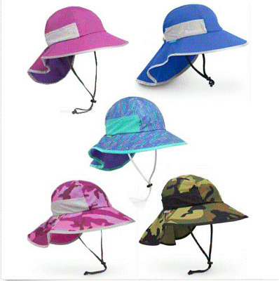 Sunday afternoons kids play hat UPF 50+ Summer Outdoor Size: S or M or L