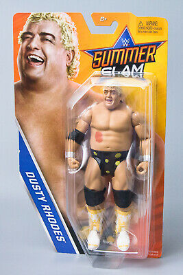 WWE Wrestling Basic Series Summer Slam Dusty Rhodes Action Figure 1990