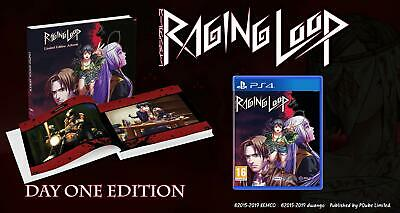 Raging Loop (PS4) (New) - (Free Postage)