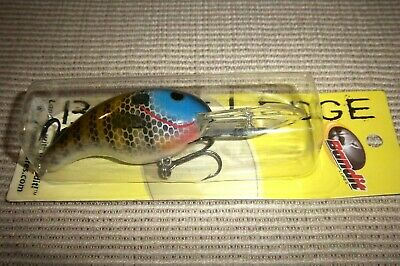 LOT NIB 3 Orkon Red Craw Diving Crankbaits Bass Perch Muskie Trout Pike Lures