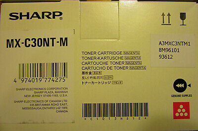 Lot of 2 NIB Genuine Sharp Electronics MX-270HB Waste Collection Container ~ New