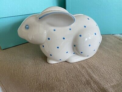 BNIB - TIFFANY & CO Money Box (Rabbit)