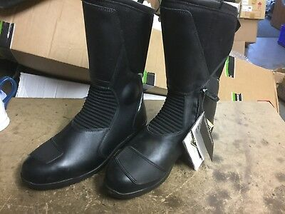 BMW Unisex Allround Black Boots NEW Size Uk 9.5