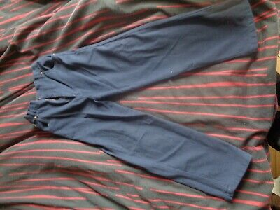 Dark blue jeans for boys kids aged 9 years boot cut Adams