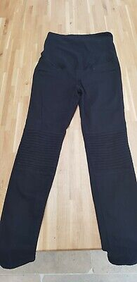 H&M Mama Women's Maternity Jeans Black Size S