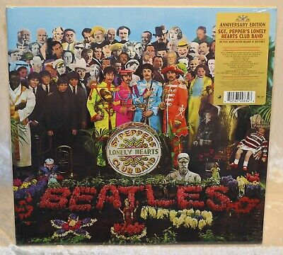 The Beatles: Sgt. Pepper's Lonely Hearts Club Band * 180g Vinyl LP 2017