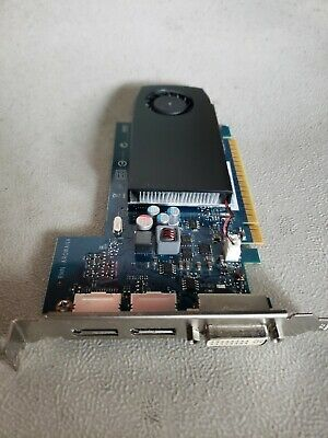 HP GF405 HDMi-DVi Short Bracket 1GB Card 635194-001 D12M1BA2H Geforce PCIe16