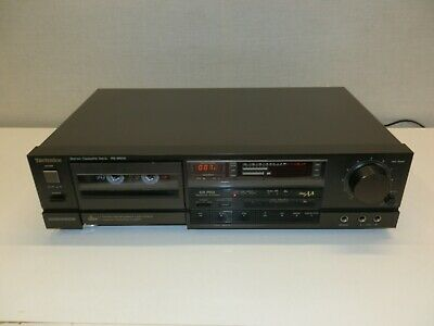 Technics RS-B605 Hi Fi Cassette Deck HX Pro DBX Class AA Made in Japan