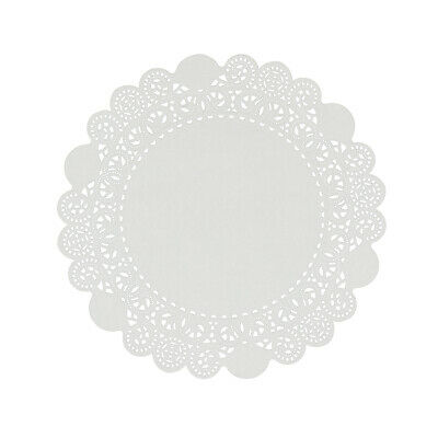 "Royal 10"" Disposable Paper Lace Doilies, Pack of 500, LD10"