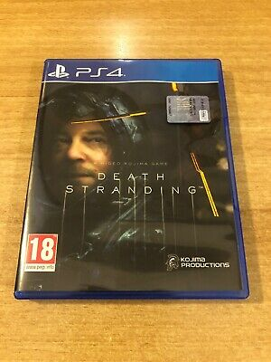 Death Stranding Ps4 - Italiano - Playstation 4 - Sony
