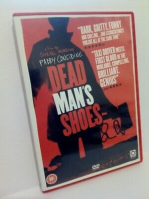 Dead Man's Shoes DVD (2005) HAND SIGNED/AUTOGRAPHED BY DIRECTOR SHANE MEADOWS