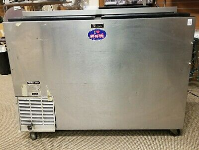 """Perlick Fr48Ss Beer Glass Froster Chiller - 48"""" Wide"""