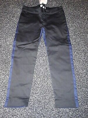 Dkny Boys Black And Navy (Slim Straight) Chinos  **Age 6 New with tags**