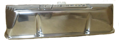 Shelby Fe Finned Valve Cover -Pair (Polished Finish)