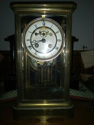 French mantle clock antique