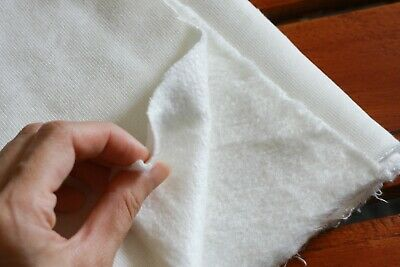 Absorbent Fabric - Bamboo Fleece for Cloth Diapers, Washable Menstrual Pads.