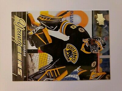 2015-16 Upper Deck Young Guns Rookie Malcolm Subban Yg Rc Card#211