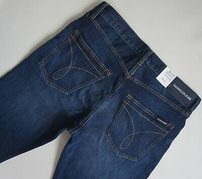 CALVIN KLEIN JEANS RELAXED STRAIGHT FIT Men's, Authentic BRAND NEW (41BA340)