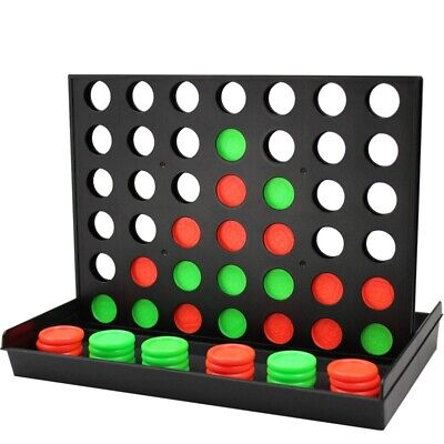 4 in a Row Game,Line Up 4, Connect 4,Classic Family Toy, Board Game for Kid E1J4