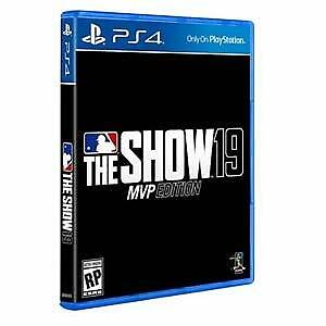 MLB The Show 19 MVP Edition (PS4) (US Import) (New) - (Free Postage)
