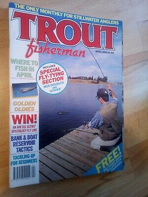 Trout Fisherman - April 1991