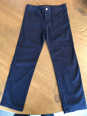 Mayoral Boys Navy Chino Trousers Age 5 *VGC*