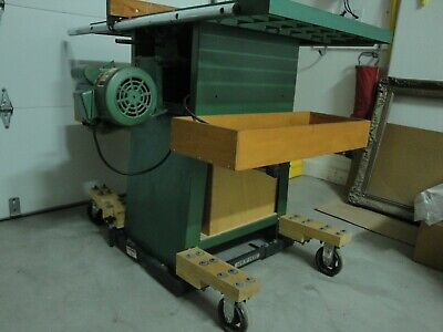 """Grizzly 10"""" Table Saw"""