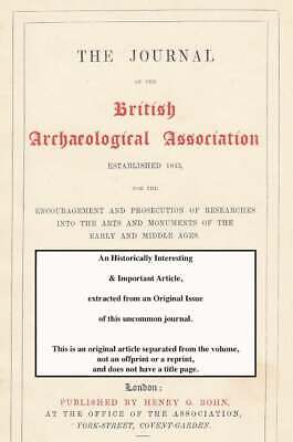 The Ancient Churchyard-Crosses of Staffordshire. An original article fro. 292944
