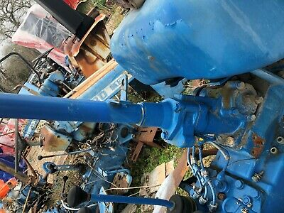 Power Steering Gear Box Assembly Ford SBA334010870 4wd