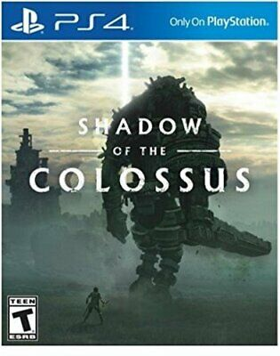 Shadow Of The Colossus PS4 PlayStation 4 Brand New