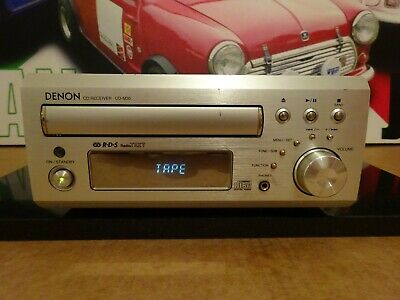 Denon Ud-M30 Cd Receiver In Silver Pre Out Working
