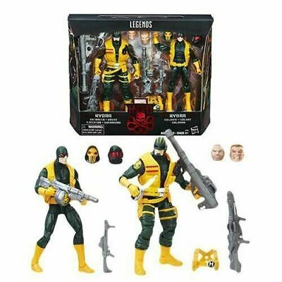 """6"""" Marvel Legends Hydra Solider From TRU 2pack Exclusive Loose Action Figure Toy"""