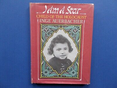 ## I Am A Star - Child Of The Holocaust - Inge Auerbacher - 1986 1St Edition