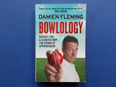 Bowlology - Cricket, Life & Stories From Avenue Of Apprehension - Damien Fleming