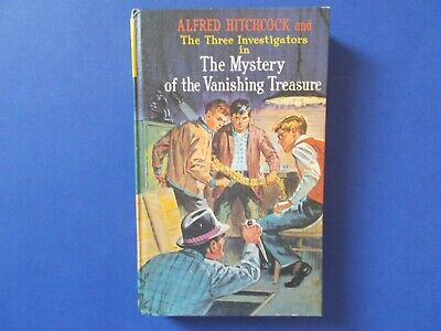# ALFRED HITCHCOCK THREE INVESTIGATORS - THE MYSTERY of the VANISHING TREASURE