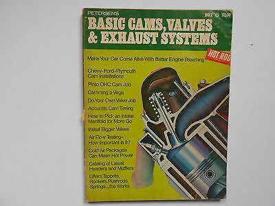 ## Petersen's Basic Cams, Valves & Exhaust Systems No 2 Plus Carburtion & Fuel
