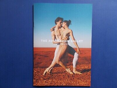 ## The Australian Ballet 2020 Season Programme - **As New Condition