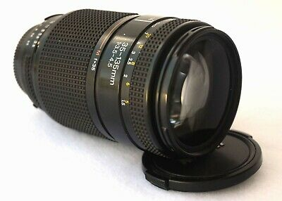 Nikon AF Nikkor 35-135mm F3.5-4.5 Zoom Lens (see description)