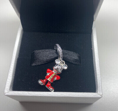New Disney Parks Pandora Chinese Lunar New Year Mickey Charm 2020
