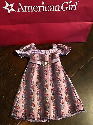 """American Girl Doll Caroline's """" Holiday Outfit"""" Dress Only!"""