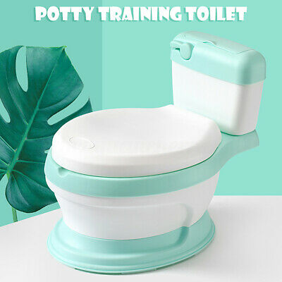 Kids Toilet Training Baby Child Toddler Potty Trainer Seat Chair Portable Travel
