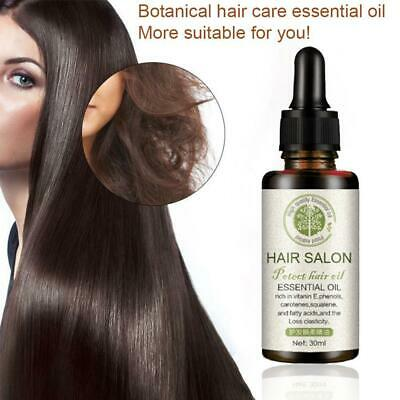 Hair Essential Growth Oil Loss Serum Fast Regrowth Treatment Care 8#