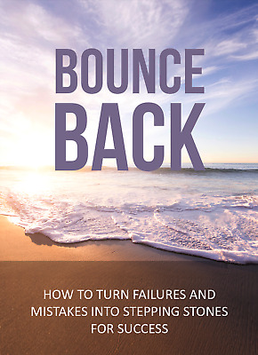 Bounce Back Ebook with Full Master Resell Rights   MRR   PDF   Ebooks