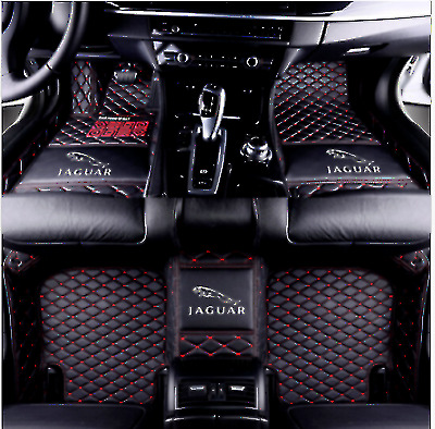 Suitable For Jaguar-F-Pace F-Type XE XF XJ XJL XK luxury custom Car floor mats